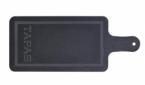 Фото Доска с ручкой прямоугольная сланцевая 33х14х0,5 см (25х14х0,5 см) (B839029)