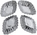 Фото Форма для выпечки кексов набор 4шт EMPIRE (8669)