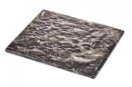 Фото Доска под мрамор меланиновая 32,5x26,5x1,5cm (B98217012M)