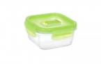 Фото Lum.Pure Box Active Green.Ємність д-їжі квадратна 380мл.Е N0934