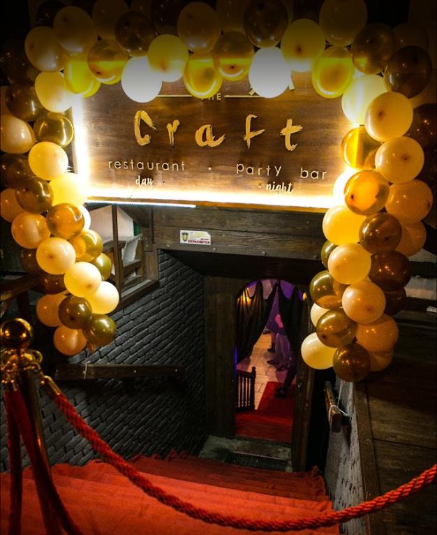 Фото Craft Party Bar г.Одесса, ул.Греческая, 35