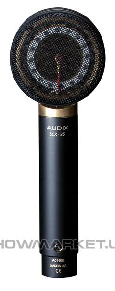 Фото Студийный конденсаторный микрофон AUDIX SCX-25A L