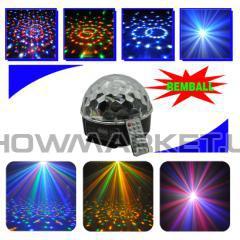 Фото LED Fireball Hot Top REMBALL L