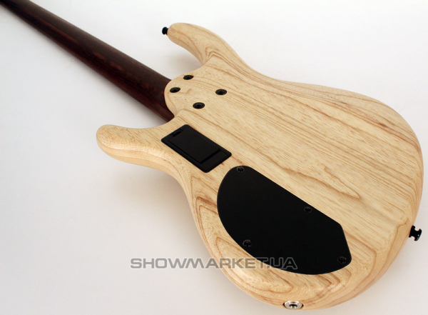 Фото Бас-гитара  - CORT B5 Plus AS (Open Pore Natural) L
