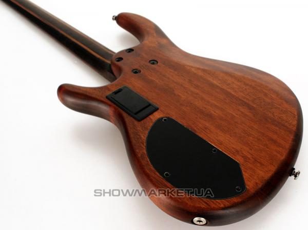 Фото Бас-гитара  - CORT B5 Plus MH (Open Pore Mahogany) L
