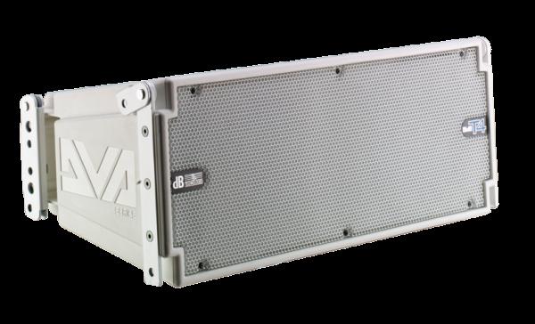 Фото Активный линeйный массив dB  Technologies DVA T4 White L