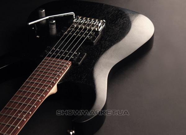 Фото Электрогитара - CORT X100 (Open Pore Black) L
