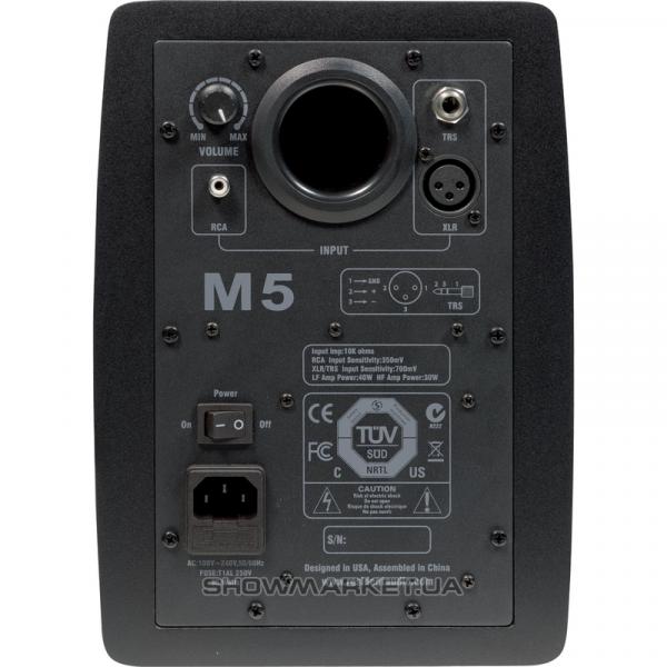 Фото Студийный монитор Resident Audio Monitor M5 L