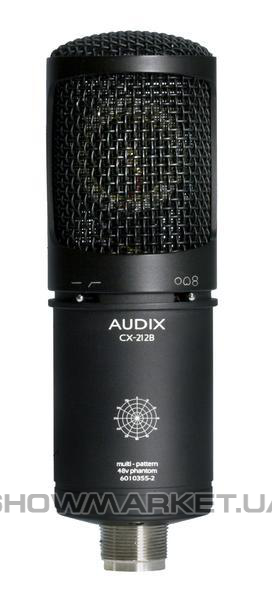 Фото Конденсаторный микрофон AUDIX CX-212B L