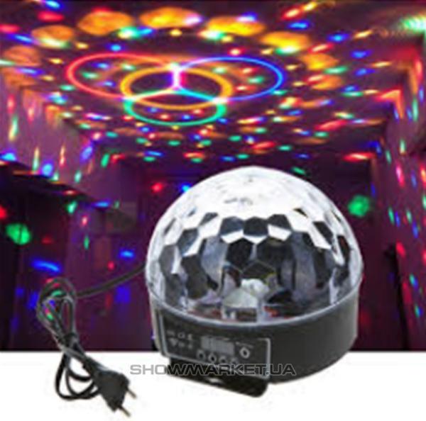 Фото Светодиодный LED Fireball BIG Magicball DMX L