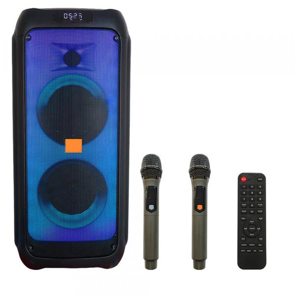 Фото Автономная акустическая система 2XX ZXX-508 (BT+2MIC+USB+SD+FM) L