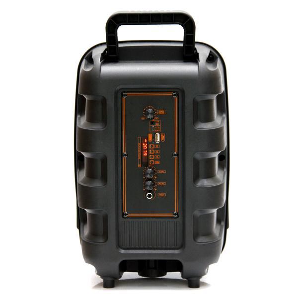 Фото Автономная акустическая система BIG110MAGIC BALL USB/MP3/FM/BT/TWS + 2pcs VHF mic L