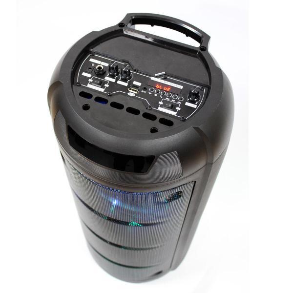 Фото Автономная акустическая система BIG150ELYSIUM USB/MP3/FM/BT/TWS + 2pcs VHF mic L