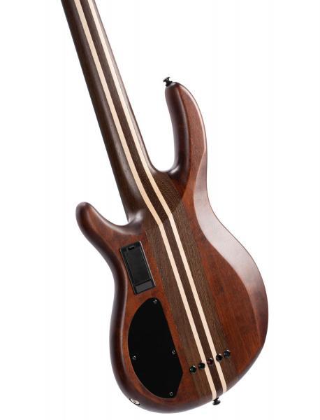Фото Бас-гитара CORT A5 Ultra Ash (Etched Natural Black) L