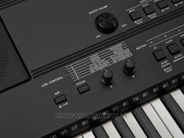 Фото Синтезатор YAMAHA PSR-EW400 (+блок питания) L