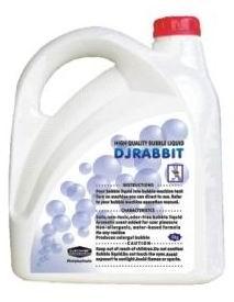 Фото Жидкость для мыльных пузырей DJ Power DJRABBIT Bubble Liquid L