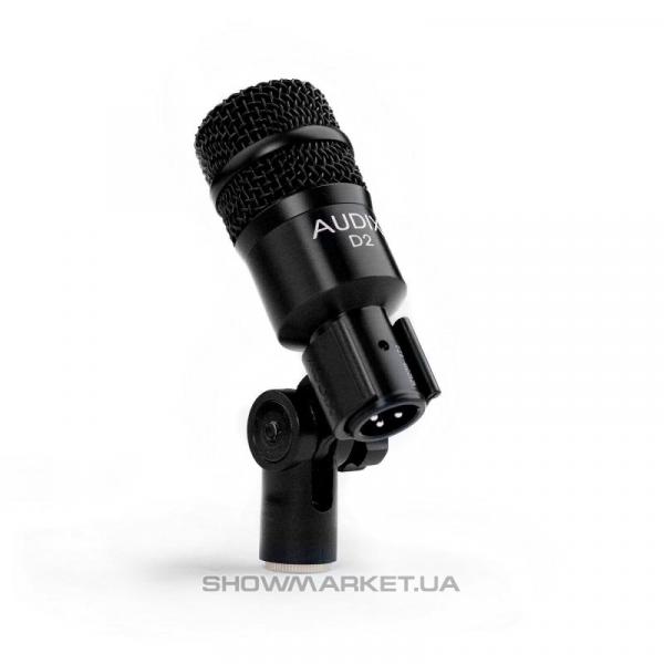 Фото Динамический микрофон AUDIX D2 L