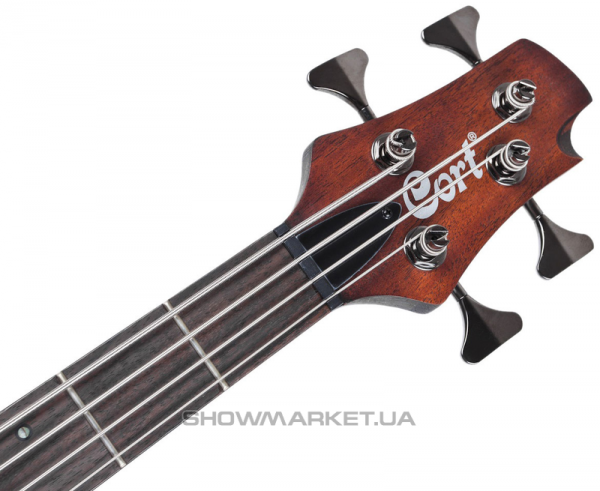 Фото Бас-гитара  - CORT B4 Plus MH (Open Pore Mahogany) L