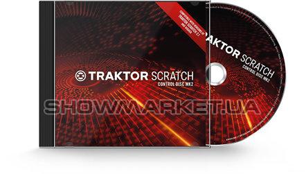 Фото dj система - Native Instruments TRAKTOR SCRATCH Control Discs MK2 L