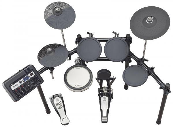 Фото Электронная барабанная установка YAMAHA  DTX6K-X L
