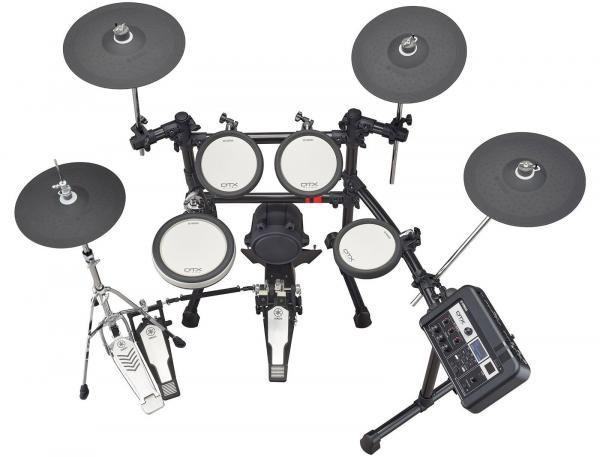 Фото Электронная барабанная установка YAMAHA  DTX6K3-X L