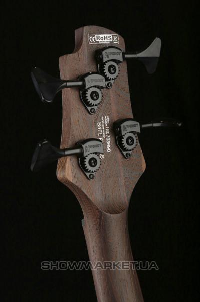 Фото Бас-гитара  - CORT B4FL Plus AS (OPN) L