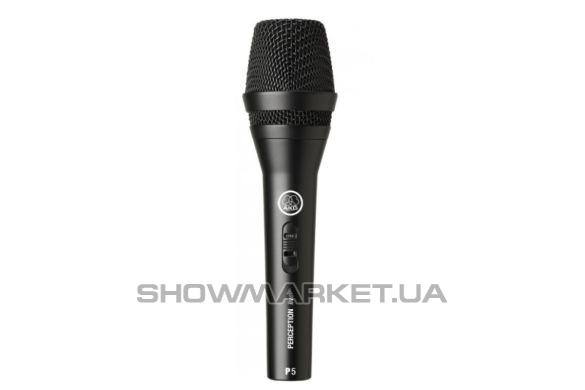 Фото Вокальный микрофон AKG Perception P5 S L