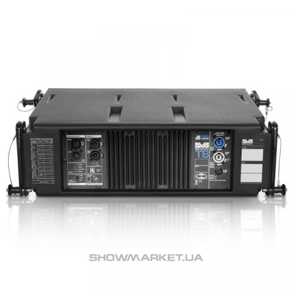 Фото Активный линeйный массив dB Technologies DVA T8W L