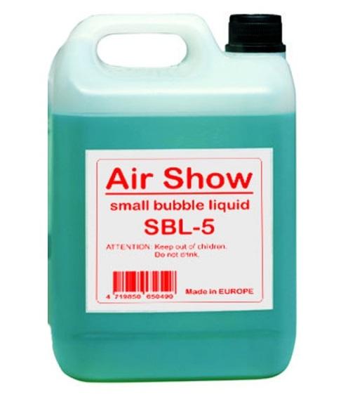 Фото Жидкость для мыльных пузырей Air Show SBL-5 L