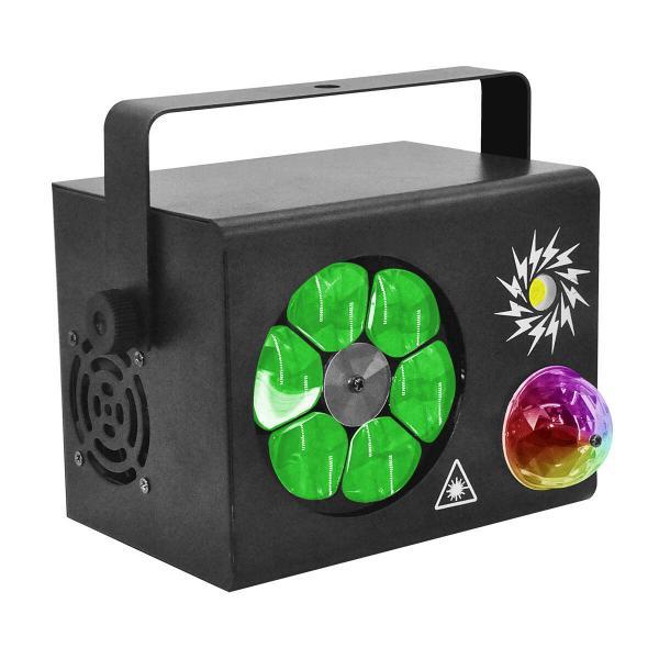 Фото LED динамический прибор BIG COMBO 4 L