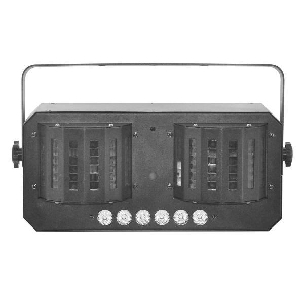 Фото LED динамический прибор BIG DOUBLEDERBY 3in1 L