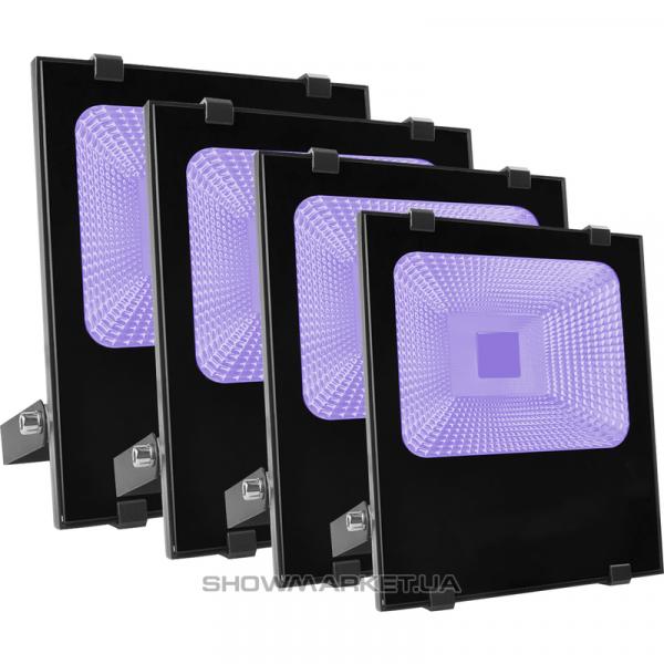 Фото LED прожектор BIG LED FLOOD UV 50W L