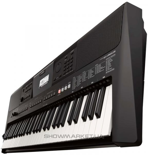 Фото Cинтезатор Yamaha PSR-E463  (+блок питания) L