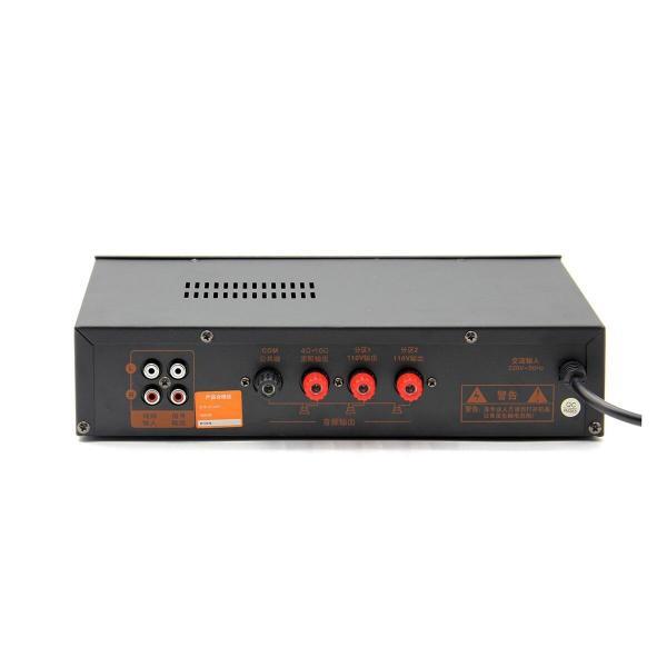 Фото Трансляционный усилитель мощности BIG MPA60 2zone MP3/FM/BT REMOTE L