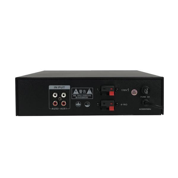 Фото Трансляционный усилитель мощности BIG PA60 MP3/FM/BT REMOTE L