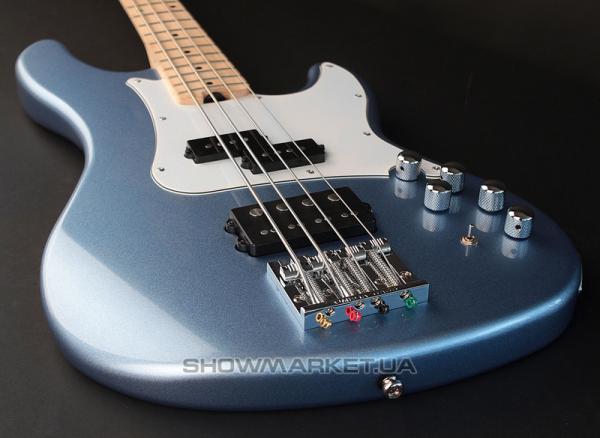 Фото Бас гитара CORT GB74Gig (Lake Placid Blue) L