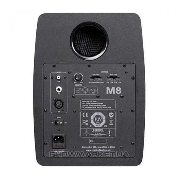 Фото Студийный монитор Resident Audio Monitor M8 L