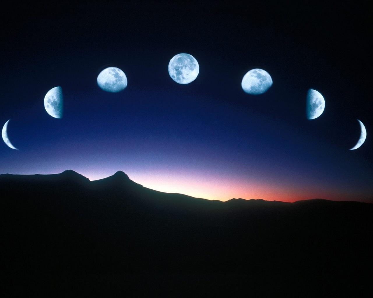 Лунный календарь на июнь 2015 г.