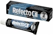 RefectoCil Краска для Бровей и Ресниц №2 blue black (черно-синий)