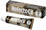 RefectoCil Краска для Бровей и Ресниц Цвет №3 naturalbrown (натуральный коричневый)