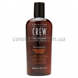 American Crew Шампунь для восстановления и уплотнения волос
