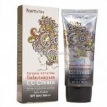 Крем СС SPF 50 FarmStay Formula All In One Galactomyces CC Cream