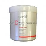 Nouvelle Curl Me Up Маска протеиновая питающая для поврежденных волос