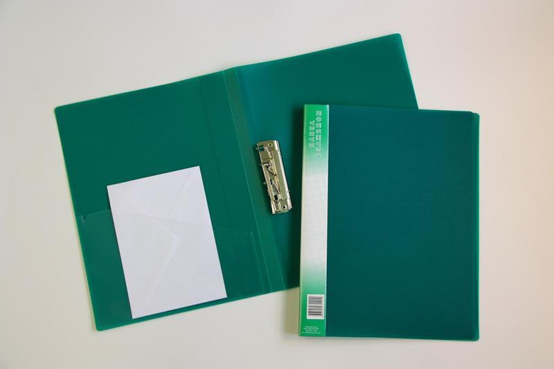 Папки пластиковые