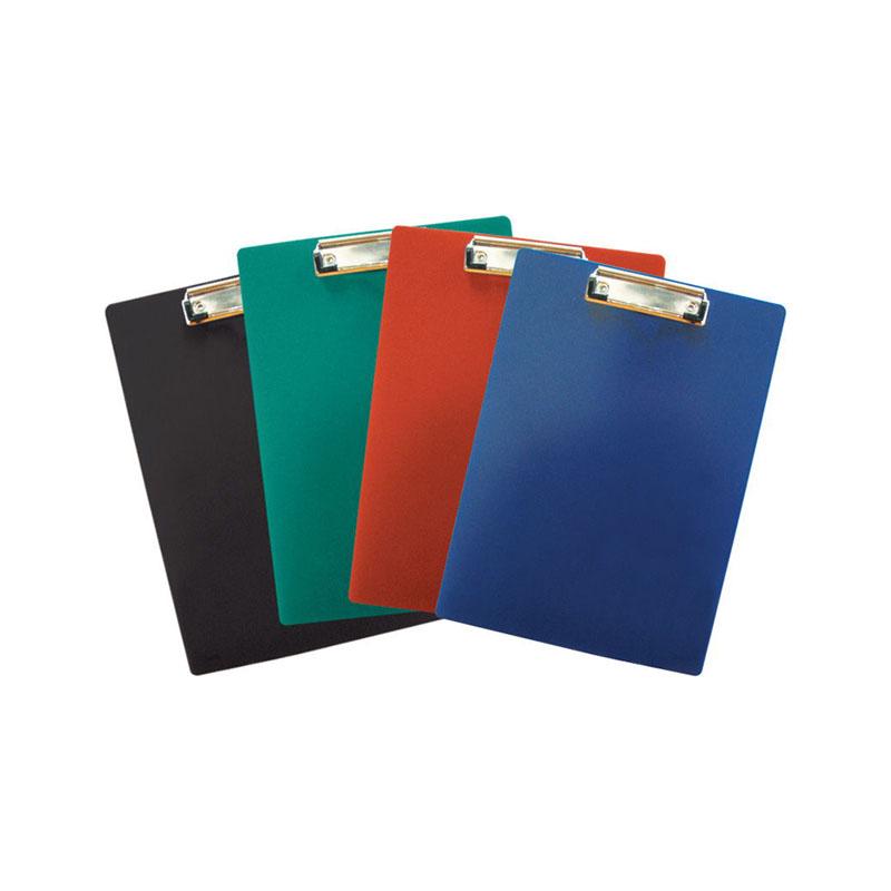 Папка-планшет пластикова, планшет з кліпом