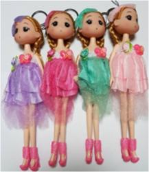 Брелок кукла 24см S-3450