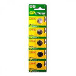 Батарейка - таблетка GP-1616
