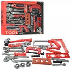 Набор инструментов (пила, плоскогубцы, гаечные ключи, молоток), KY1068-066