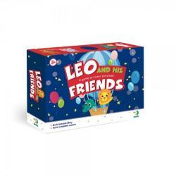 Игра на составление сюжета Лео и его друзья, DoDo, 300210