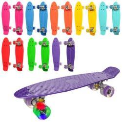 Скейт пенни 56-14см., MS 0848-5